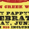 Happy Pappy's Day, June 16th