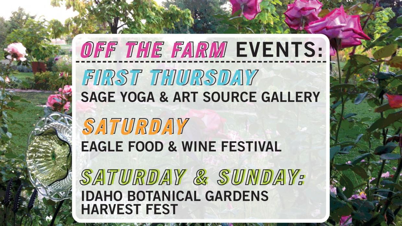 Eagle Food & Wine Festival