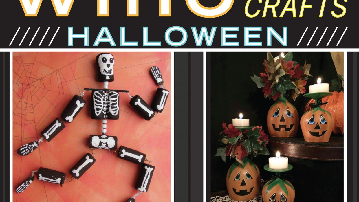 Wino Arts 'n Crafts: Halloween Edition